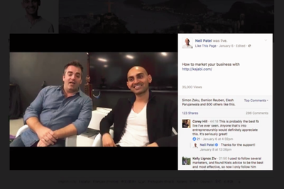 How to Generate Sales Using Facebook Live