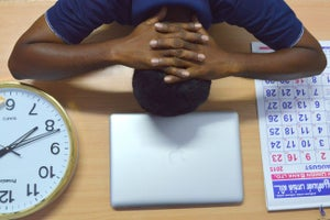 How Can Entrepreneurs Stay Calm Under Work Pressure?