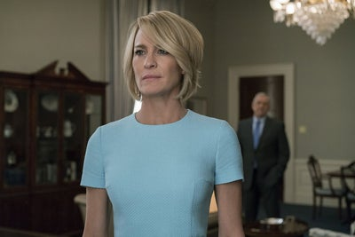 Why Actress Robin Wright's Favorite Role May Just Be Entrepreneur