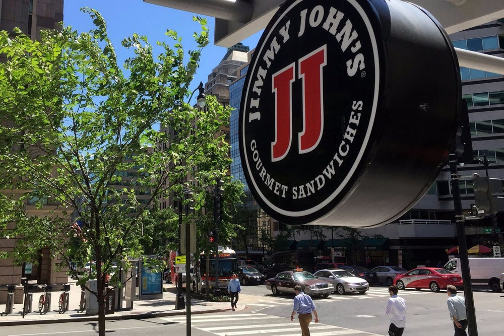 Here Are 5 Facts You Need to Know Before Investing in Jimmy John's, Our 5th Best Franchise You Can Buy