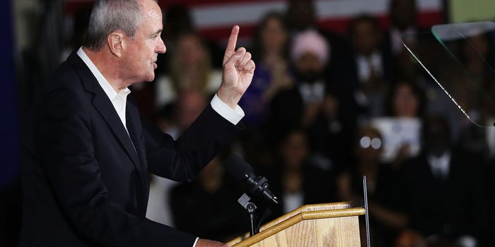 New Jersey Likely to Elect a Governor Determined to Legalize Marijuana