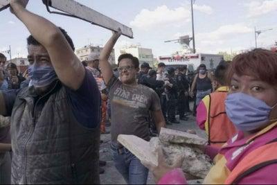 Cuando pase el temblor: Escenas del #Sismo19S para reflexionar