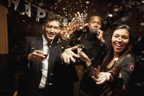Yes, It's Not Even Thanksgiving Yet, But It's Not Too Early for Your Company to Sing 'Auld Lang Syne'