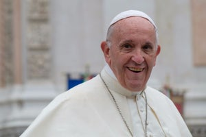 10 Quotes by Pope Francis On Living the Good Life