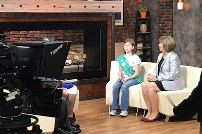 We're So Inspired by This 10-Year-Old Girl Scout Who Wants to Help You...