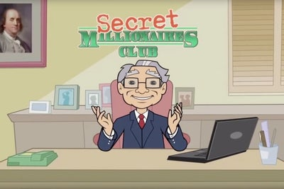 Warren Buffett Inspired and Appeared in a Cartoon Series. Here's What...