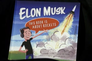 Why This Entrepreneur Wrote a Children's Book Starring Elon Musk as a Superhero