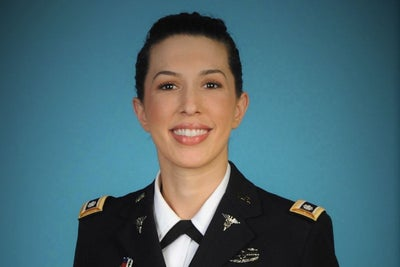 How This Army Lieutenant Colonel Turned Her Personal Battle With Stres...