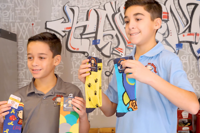 Mom Is the Secret to Success for These Kidpreneurs (and Dad Helps)
