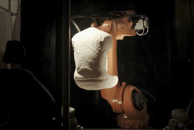 Ford Made a Robot Butt to Test Its Car Seats, and It Has an Amazing Na...