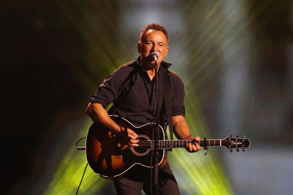 10 Bruce Springsteen Quotes on Success, Love and Rock n' Roll
