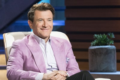 Robert Herjavec on Entrepreneurship, Working with Inventive Kids and B...