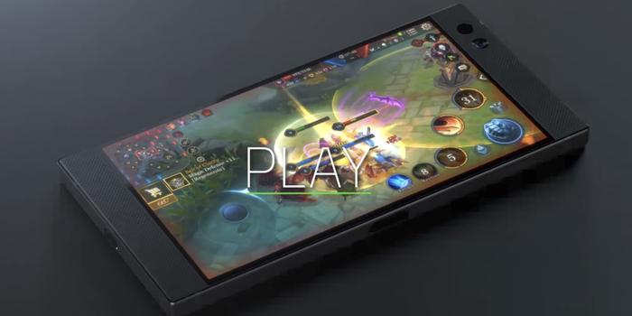 Razer presenta el smartphone ideal para gamers