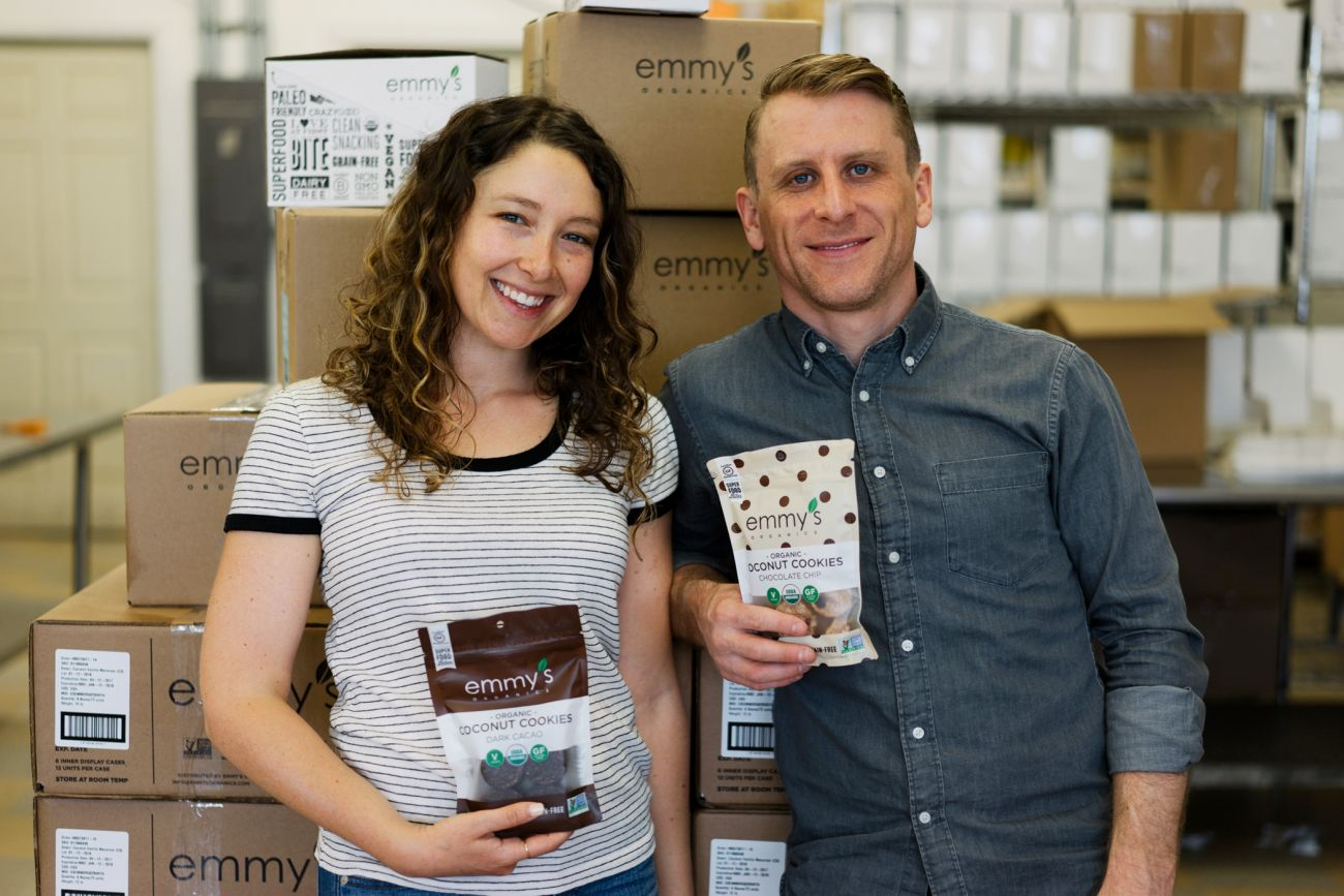 This Popular Cookie Company Was Started on a Whim by a Couple Out of Their Home