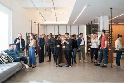 Seeing is Believing: Step Inside Warby Parker's Headquarters