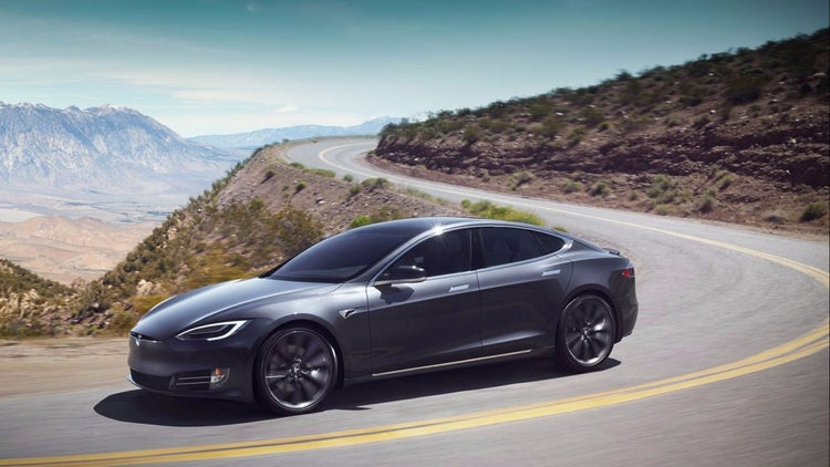 Tesla's Newest Driving Mode Is 'Chill'