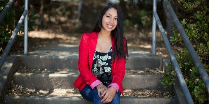 La dreamer que busca becas para estudiantes indocumentados