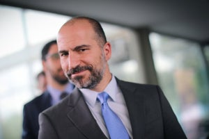 5 Things We Learned About Uber's New CEO Dara Khosrowshahi