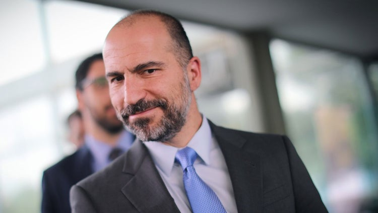 Things We Learned About Ubers New Ceo Dara Khosrowshahi