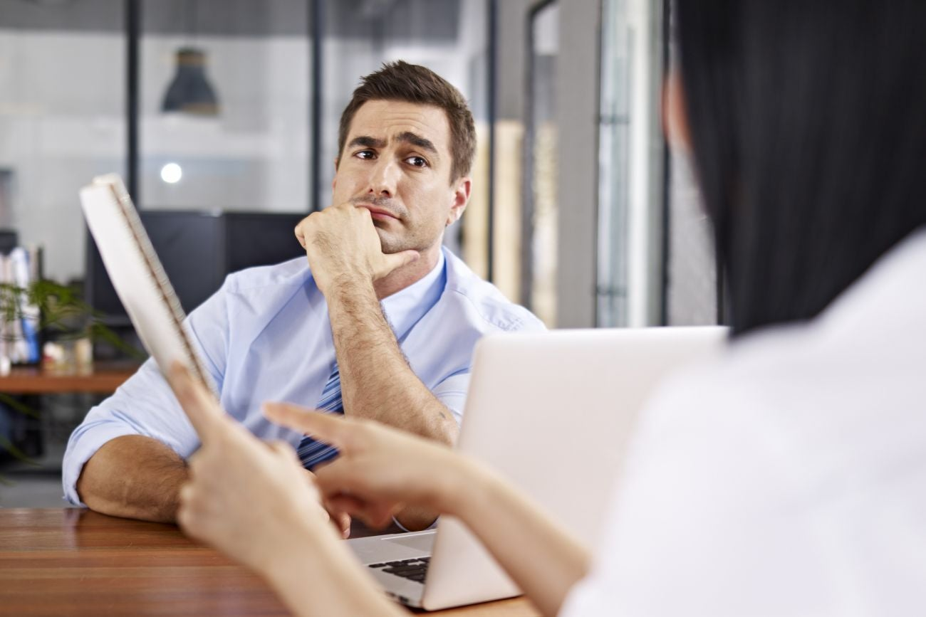 Red Flags Warning You To Turn Down That Job Offer