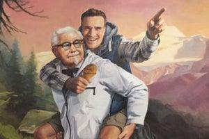Por qué KFC solo sigue a 11 cuentas en Twitter