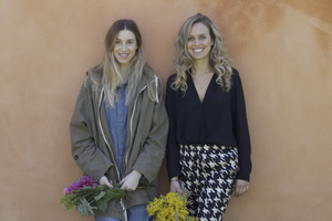 How Two Entrepreneurs Turned an Idea Into a Blooming Floral Business