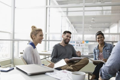 5 Ways Leaders Can Make Their Teams Happier and Healthier Without Spen...