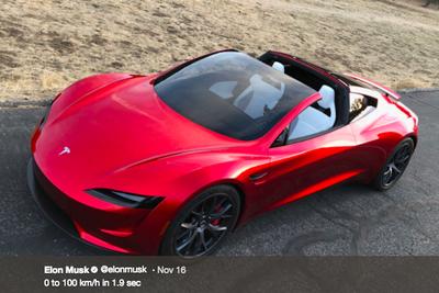 Wait, Did Elon Musk Just Announce A Flying Car?