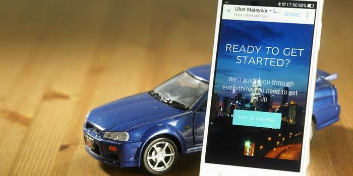 Cómo Uber pretende conquistar los aires