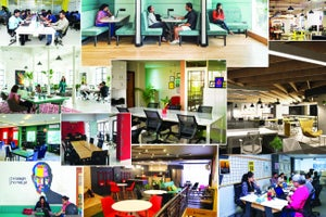 #50 Coolest Coworking Spaces Across India