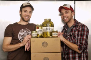 This Pickle Company Bought a Robot -- But Not for the Reasons You'd Think