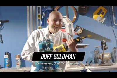 From Personal Chef to TV Star: How 'Ace of Cakes' Star Duff Goldman Bu...