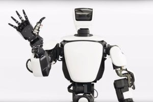 Check Out These Crazy Humanoid Robots From Toyota