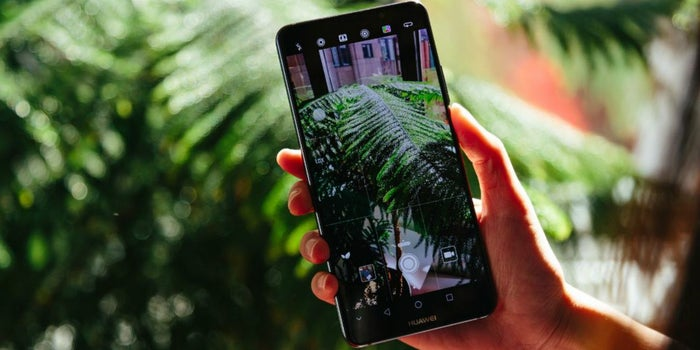 The New Huawei Mate 10 Series Of Smartphones Dazzles