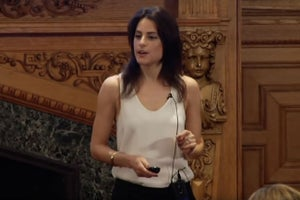 Consejos de Abigail Posner para buscar por qué la gente hace lo que hace