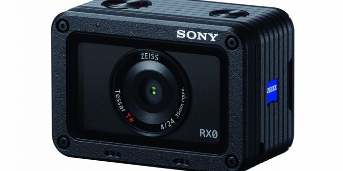 The Compact Sony RX0 Can Reach Places That Conventional Cameras Simply Cannot