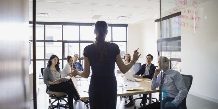 How to Lead Like a Woman