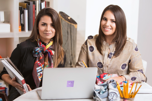 How 2 Sisters Created a Business Around Wearable Art