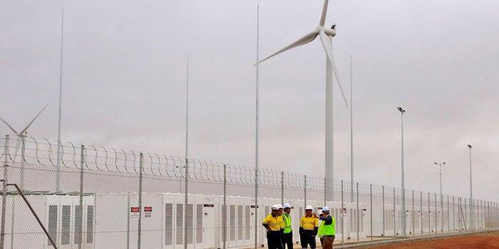 Tesla's Giant Battery Farm Is Now Live in South Australia
