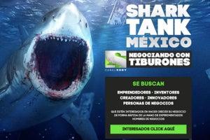 ¡Inscríbete a Shark Tank México!