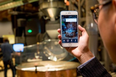 Starbucks Is Offering AR Tours of Its New, Massive Shanghai Coffee Sho...