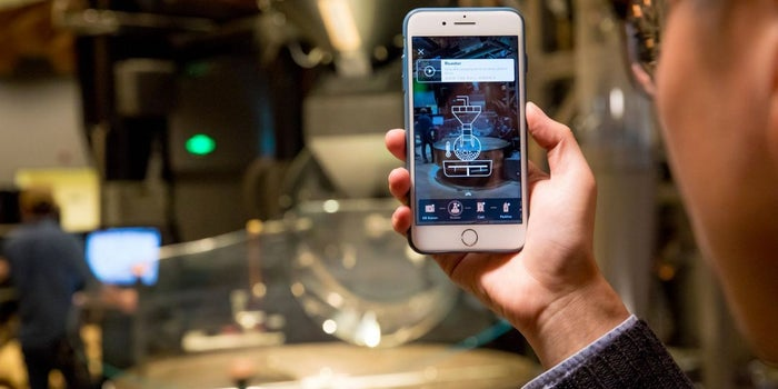 Starbucks Is Offering AR Tours of Its New, Massive Shanghai Coffee Shop