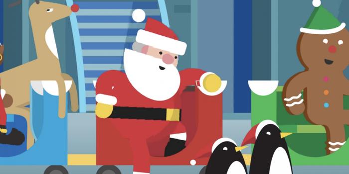 ¡Regresa Google Santa Tracker con más juegos que nunca!