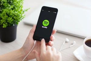 Las canciones mas escuchadas en Spotify en el año