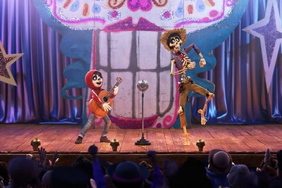 How the New Animated Smash, 'CoCo,' Got It Right, in Its Outreach to L...