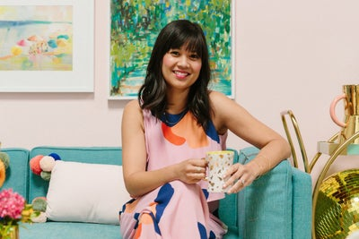This Designer's Instagram Savvy Led to Partnerships With Microsoft and...