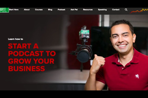 This Entrepreneur Has Over 50 Million Podcast Downloads and...