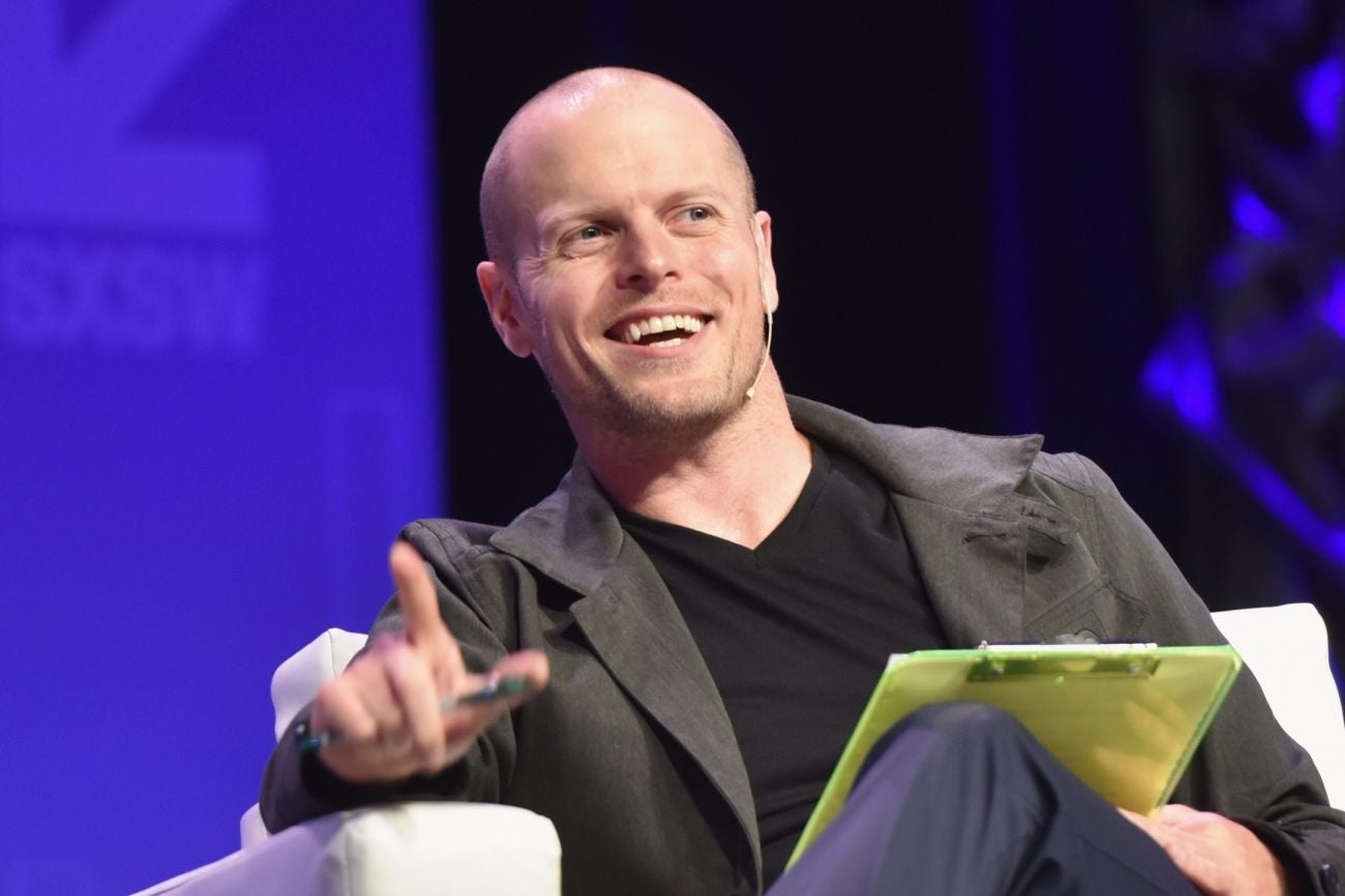 Tim Ferriss Explains How to Scale Your Business in 3 Steps