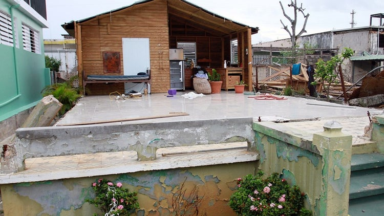 Staying on Course Despite the Ravages of Hurricane Maria