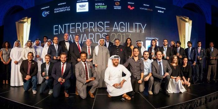 The Recap: Enterprise Agility Awards 2017